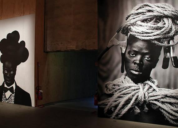 Zanele Muholi, Arsenale, 58esima Biennale Arte Courtesy Haupt & Binder.