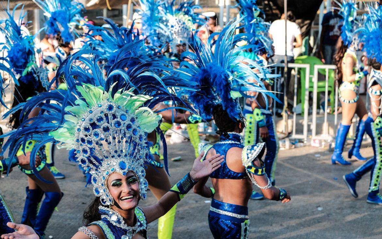 Colombia. Carnevale di Barranquilla